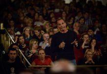 Yanis Varoufakis på Subversive Festival